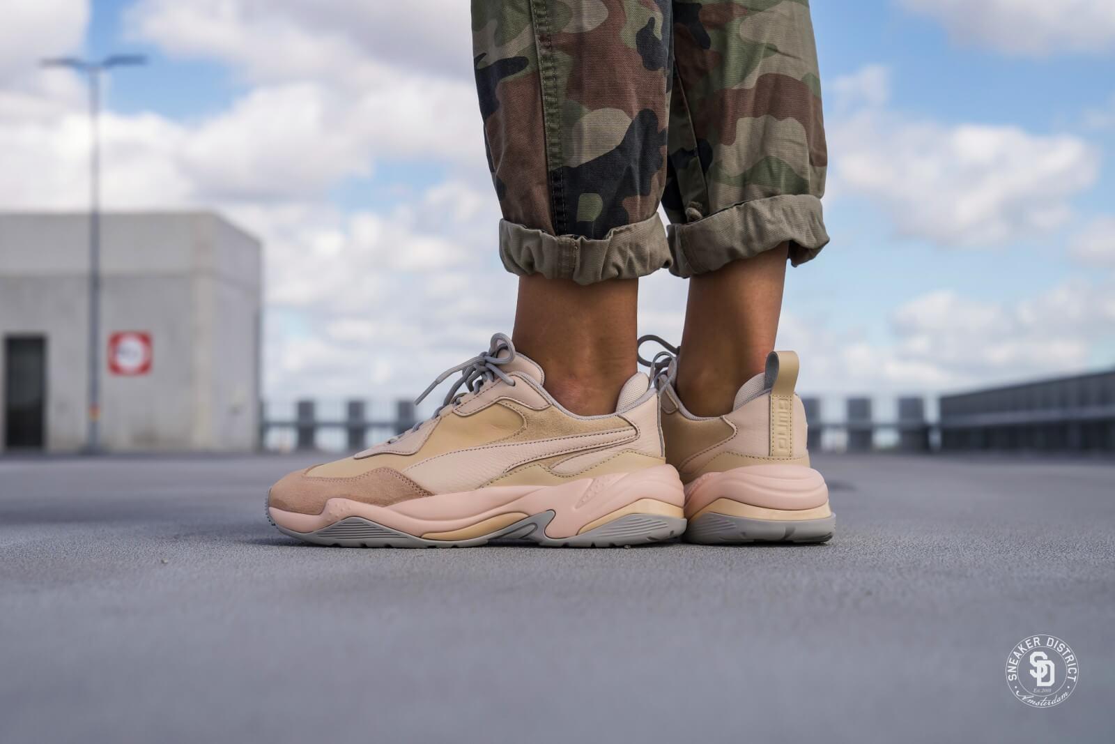 Thunder Desert Women's Sneakers   Natural Vachetta Cream Tan
