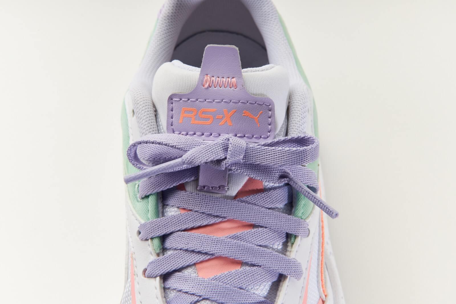 Puma Women's RS-X3 Pastel Mix Puma White/Elektro Peach