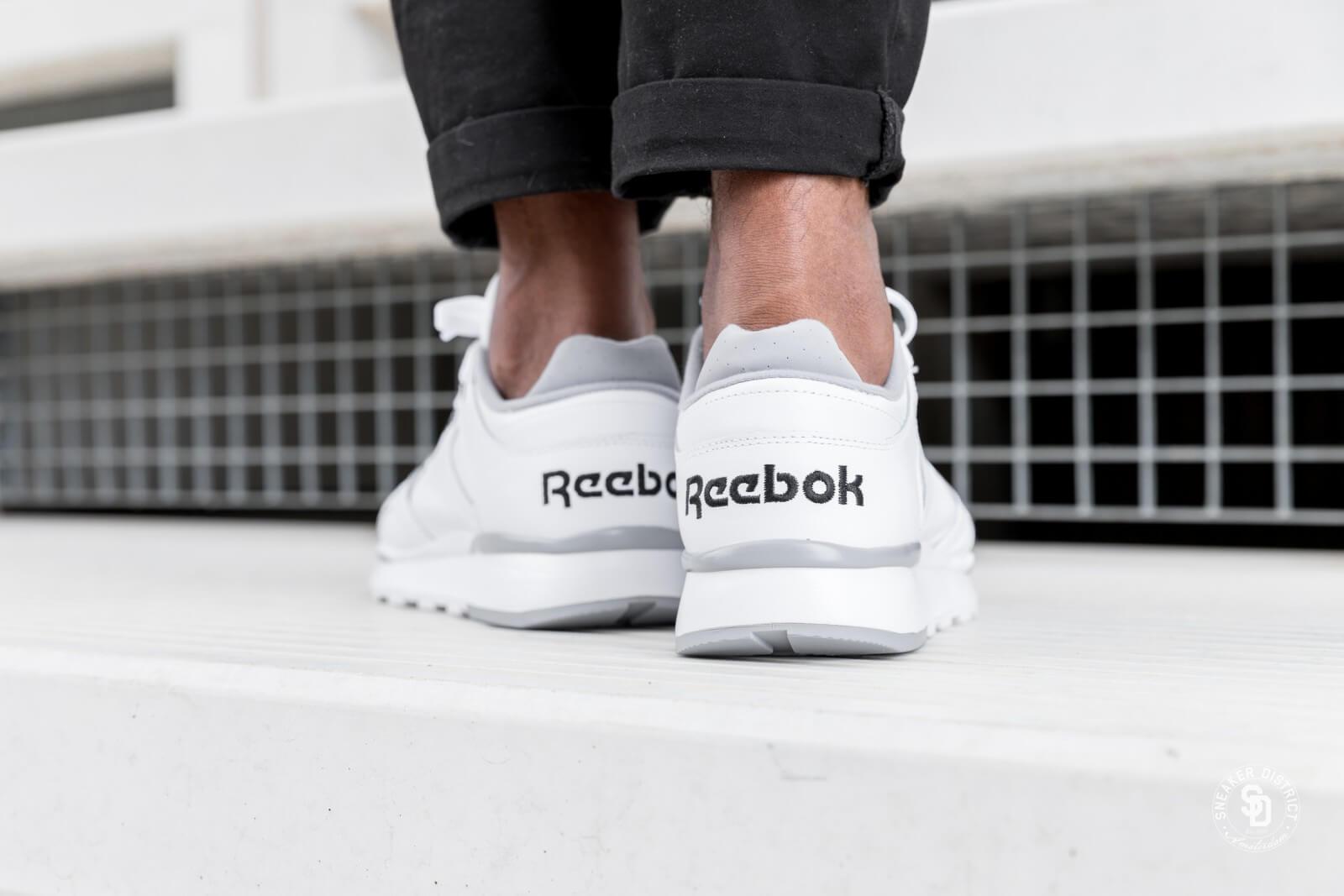 Reebok CL Leather II White/Cool Shadow