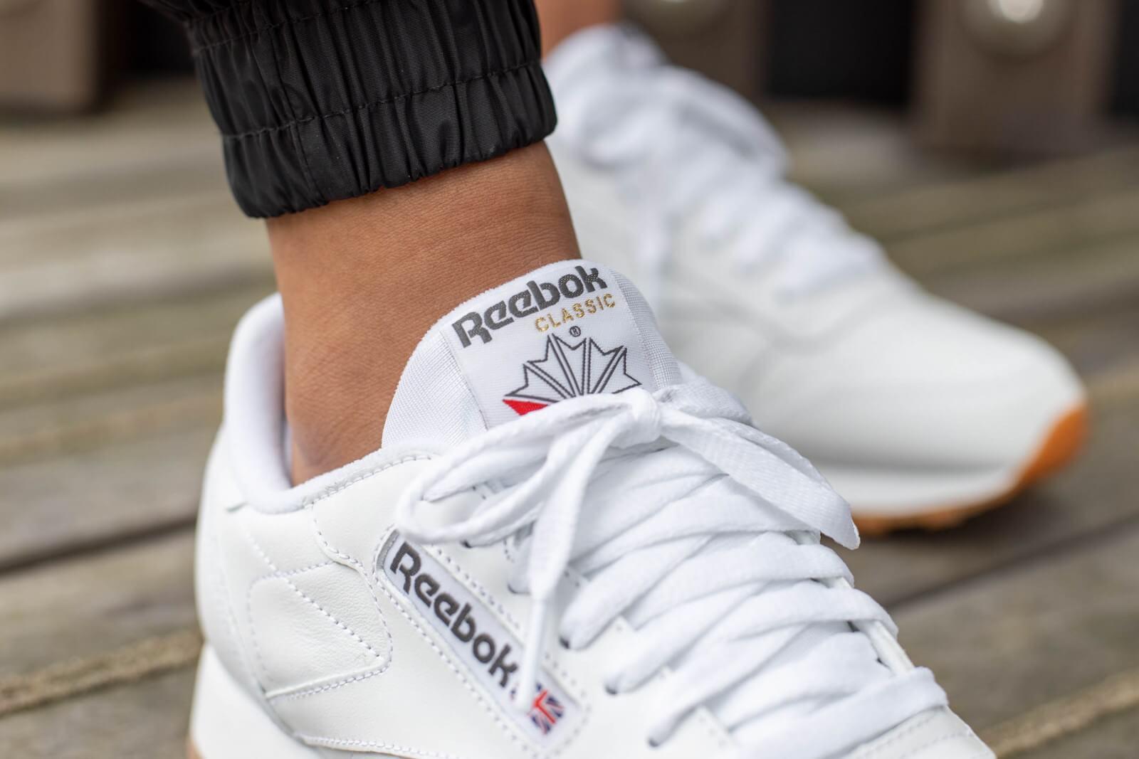 Reebok Classic Leather White Gum - 49799