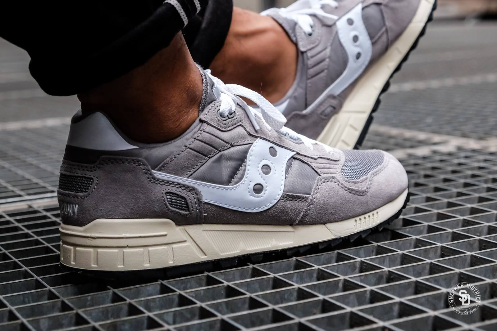 proiettore Affermare Fisica  Saucony Shadow 5000 Vintage Grey - S70404-1