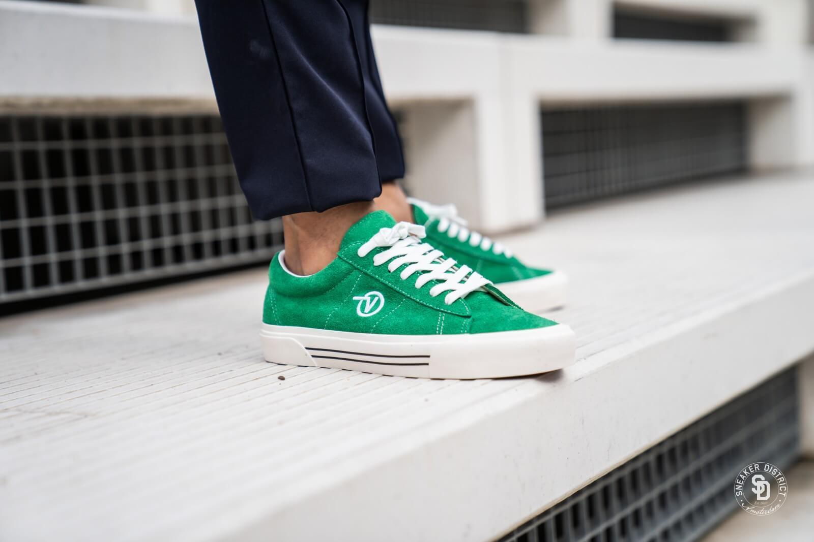 Vans Sid DX Anaheim Factory Emerald