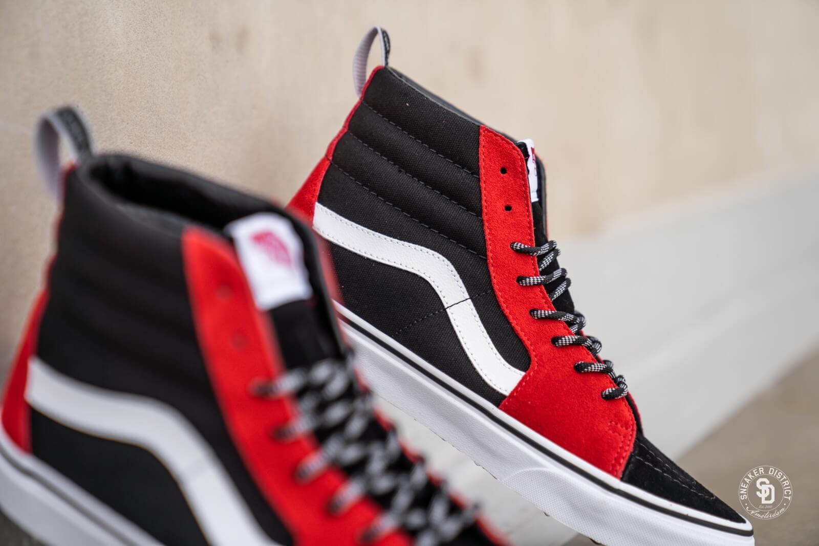 Vans Sk8-Hi Otw Webbing Red/Black-White