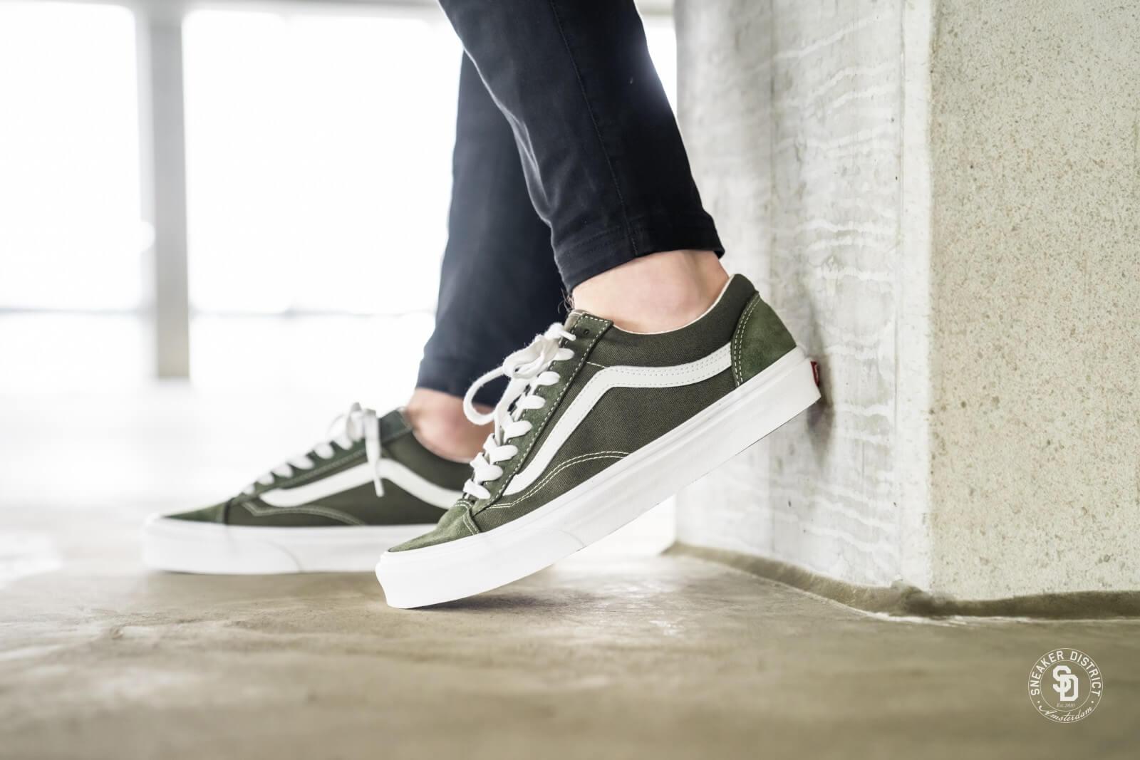 Vans Style 36 Shoes – KhakiBlanc de Blanc