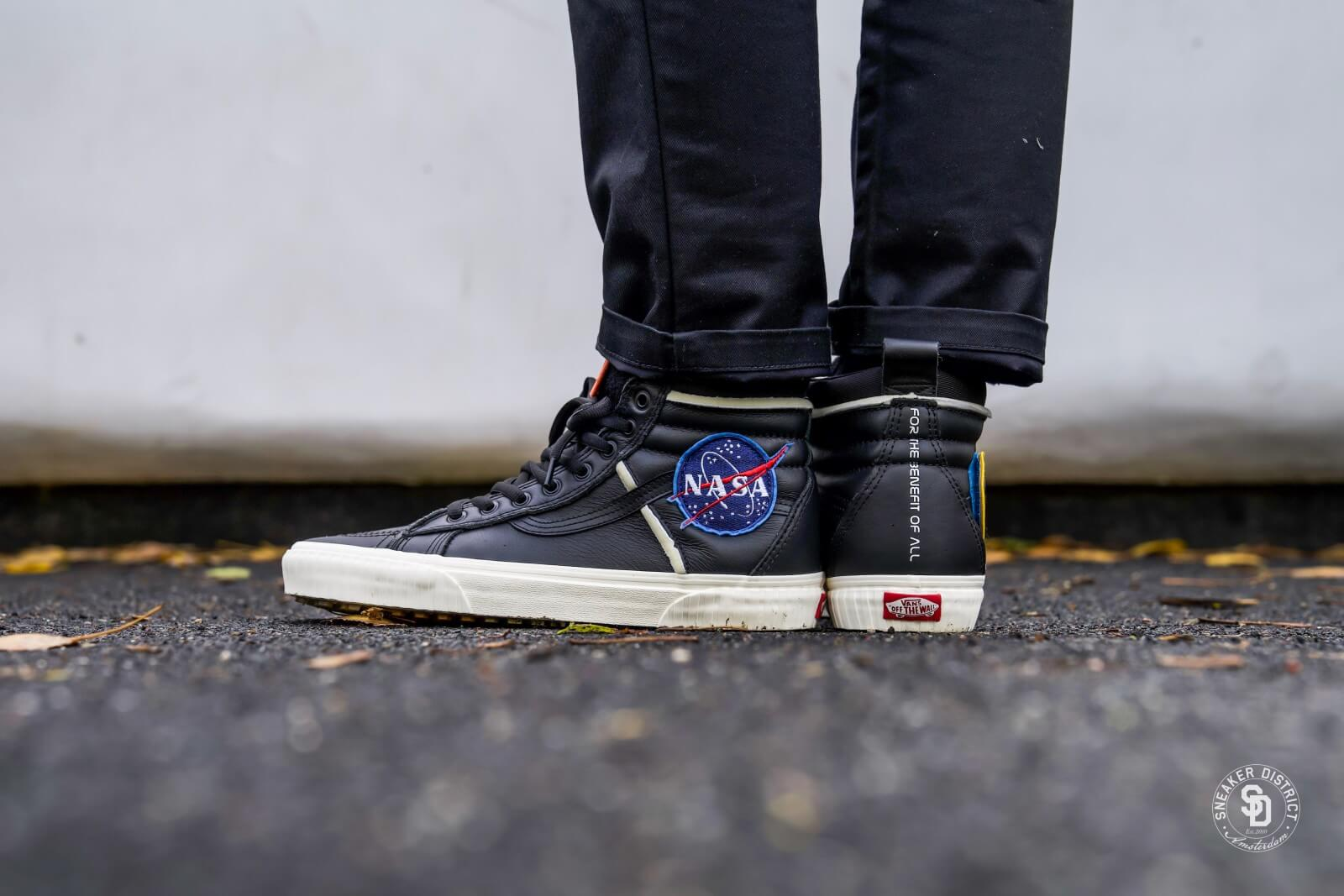 Vans x NASA Sk8 Hi 48 MTE DX Space Voyager Black VN0A3DQ5UQ31