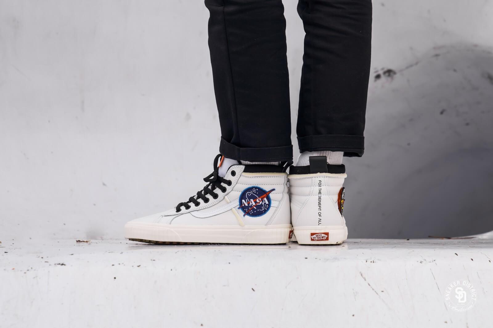 Vans x NASA Sk8-Hi 48 MTE DX Space Voyager White