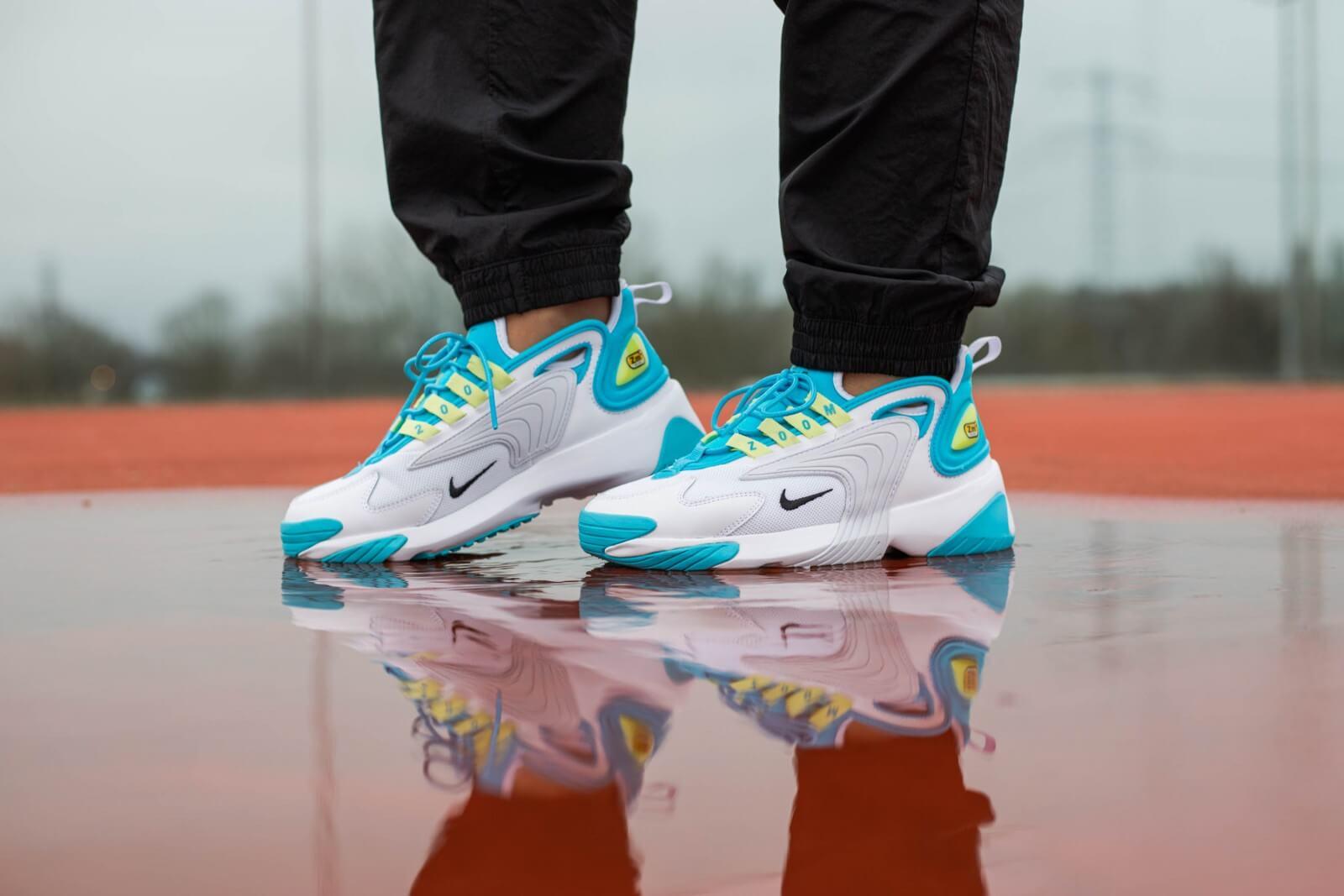 Nike Women's Zoom 2K Blue Fury/Black