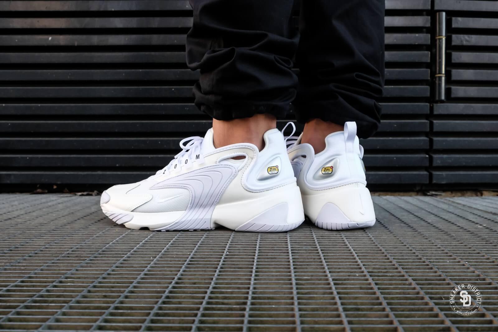 Nike Zoom 2K Sail/White-Black
