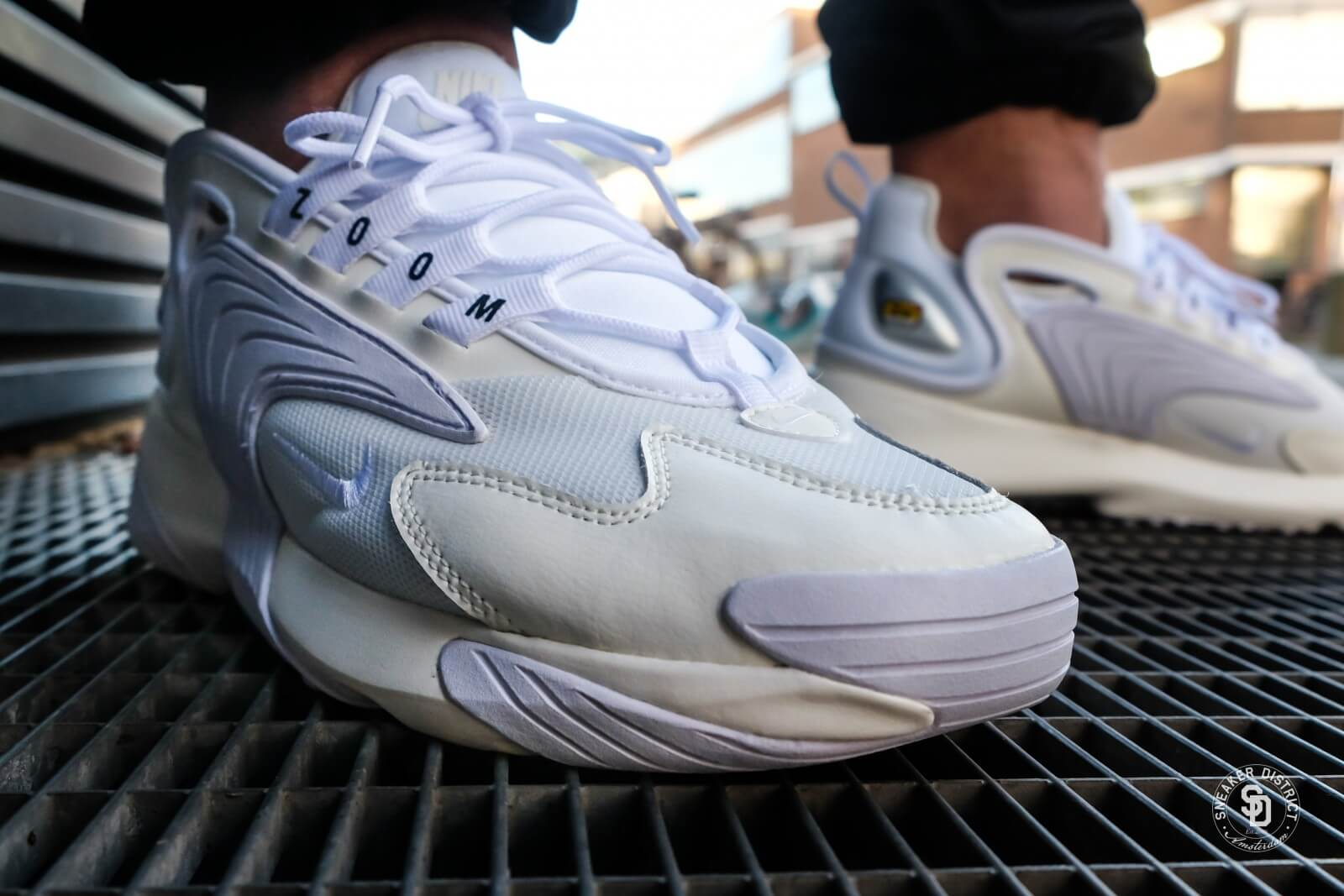 Nike Zoom 2K Sail/White-Black - AO0269-100