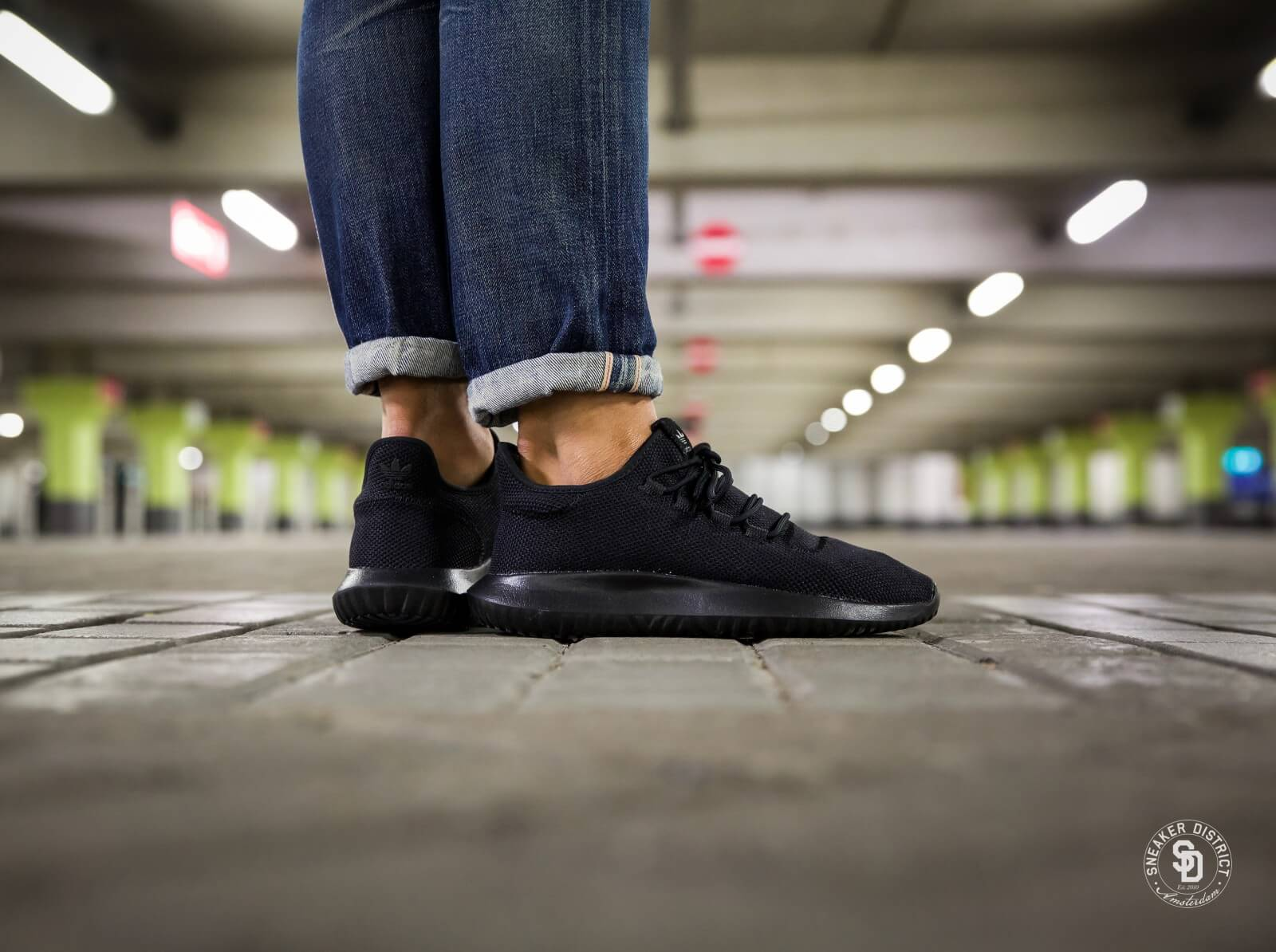 Adidas Tubular Shadow Core Black/Footwear White/Core Black