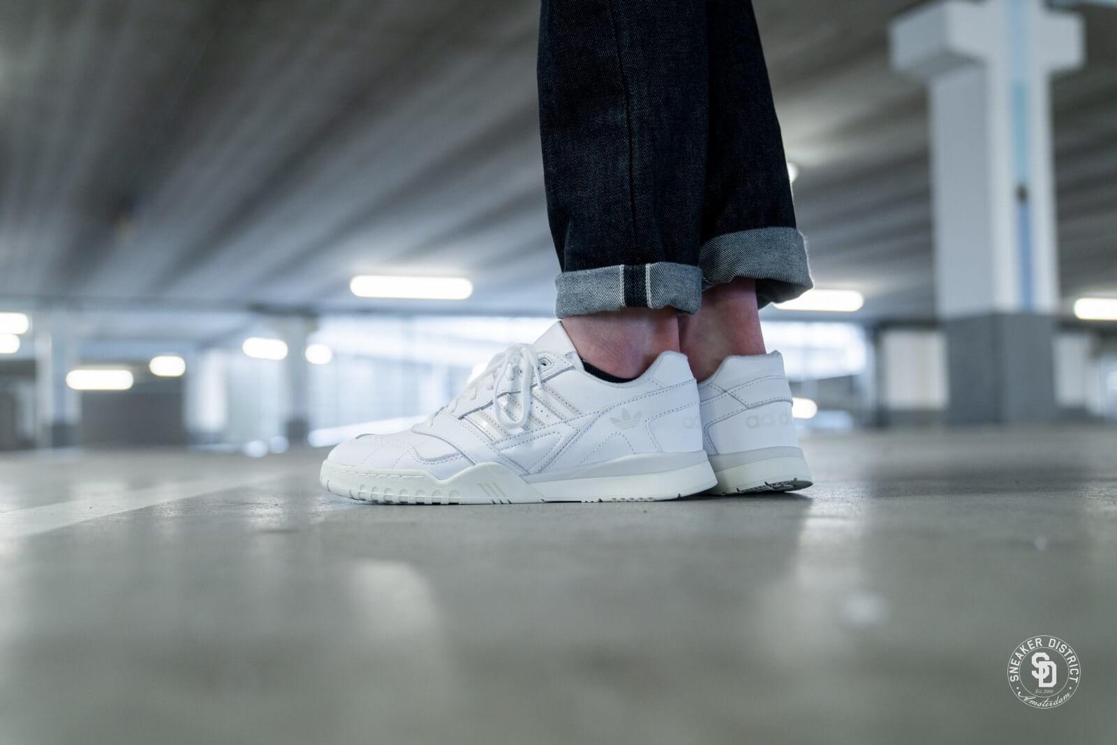Adidas A.R. Trainer Footwear White/Raw White - CG6465