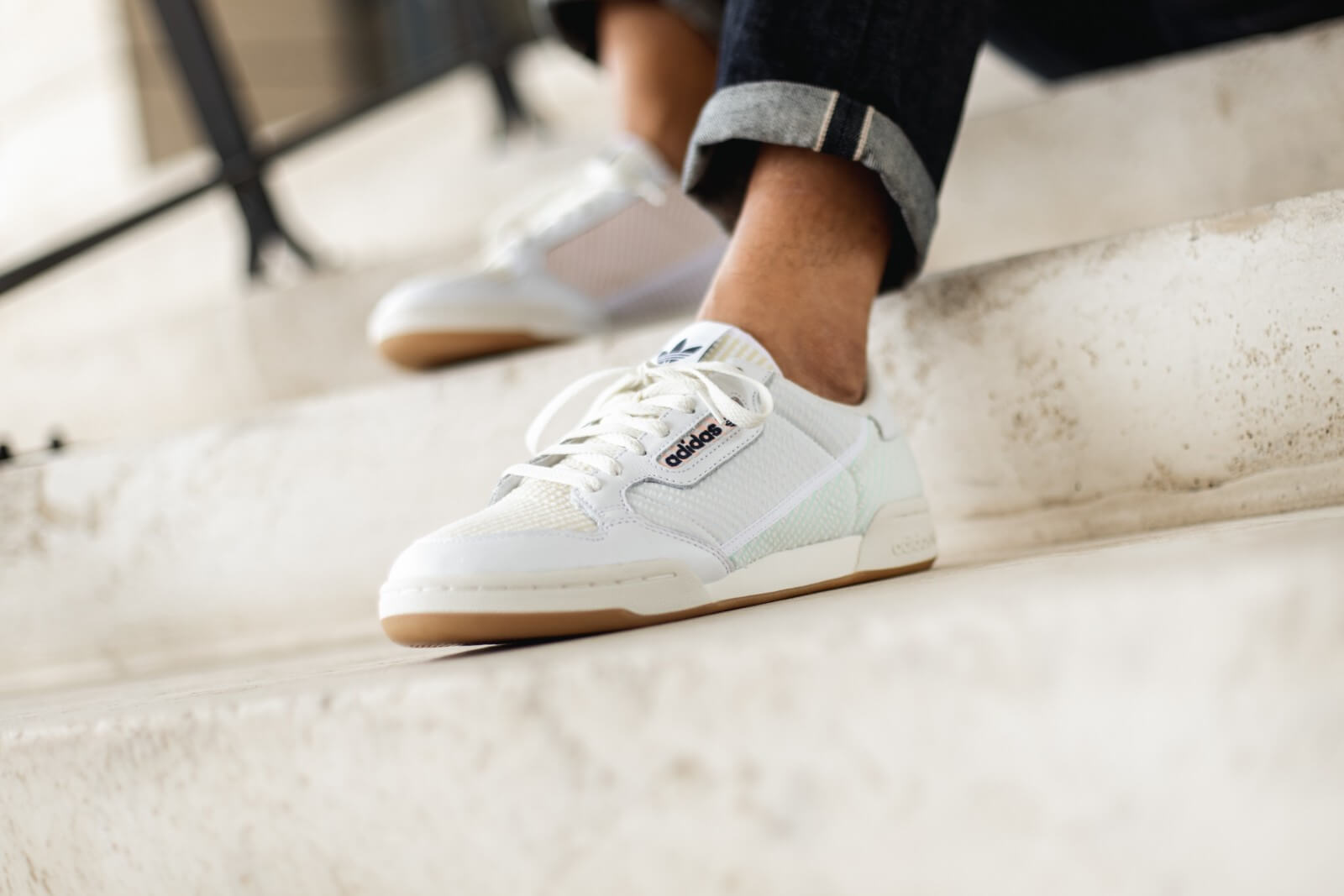 Adidas Continental 80 Cloud White/Easy