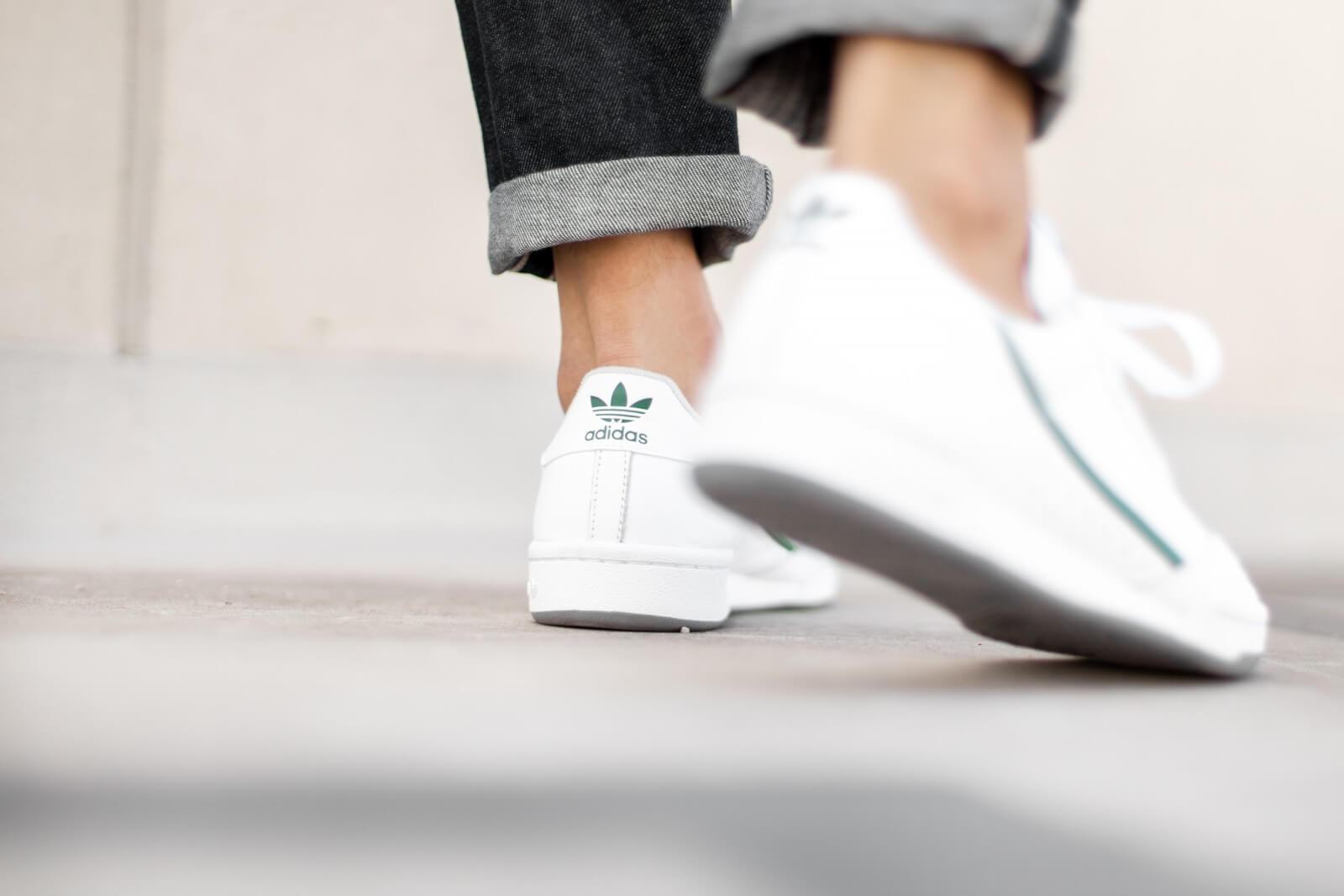 Adidas Continental 80 Cloud White/Glory