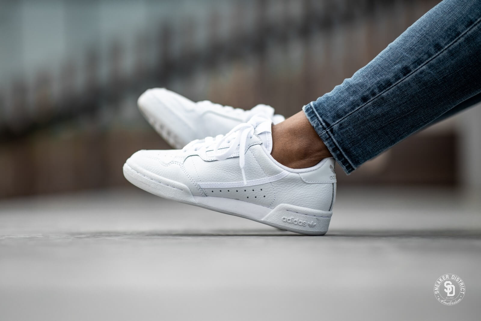 Adidas Continental 80 Footwear White/Grey