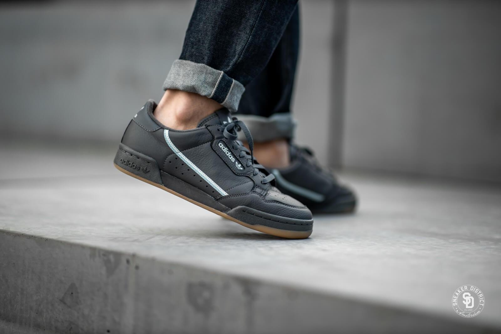 Adidas Continental 80 Grey Five/Ice