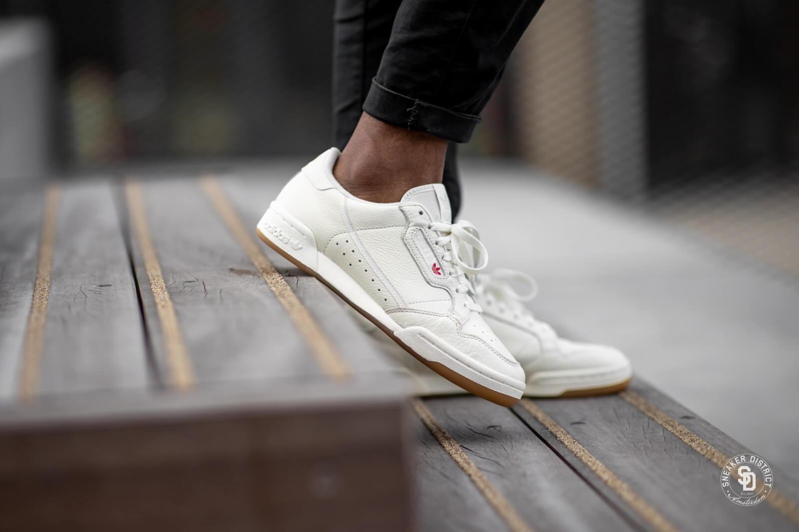 Adidas Continental 80 Off White/Raw