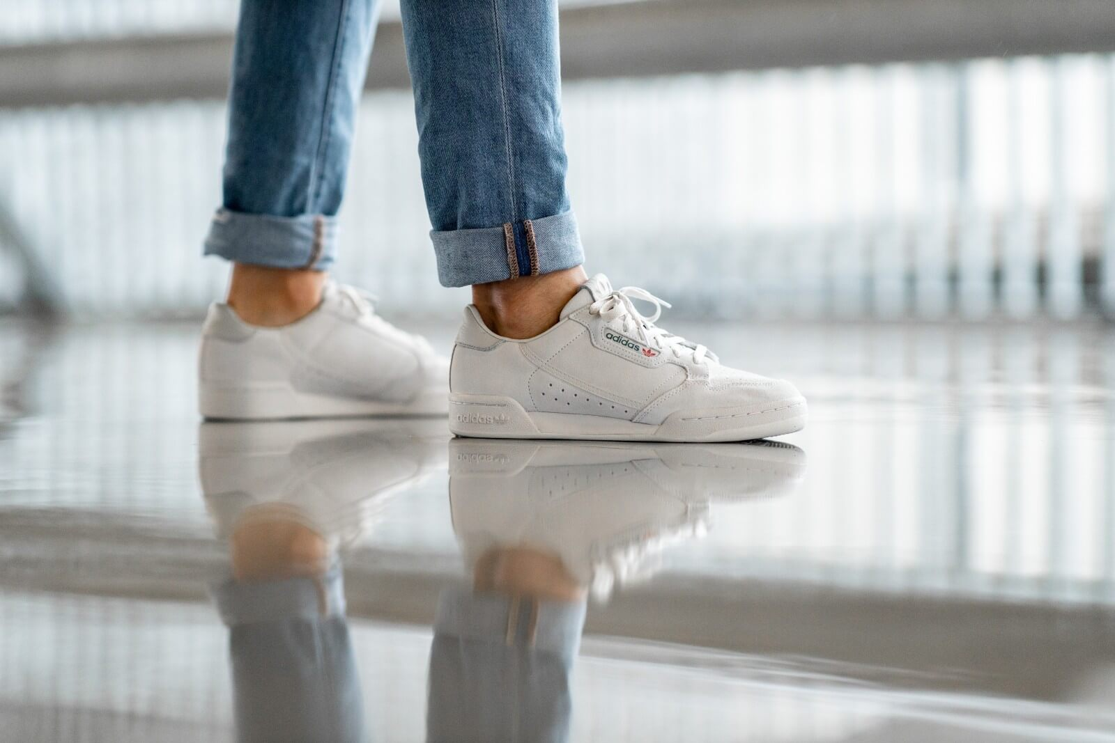 Adidas Continental 80 Raw White/Off White - EE5363