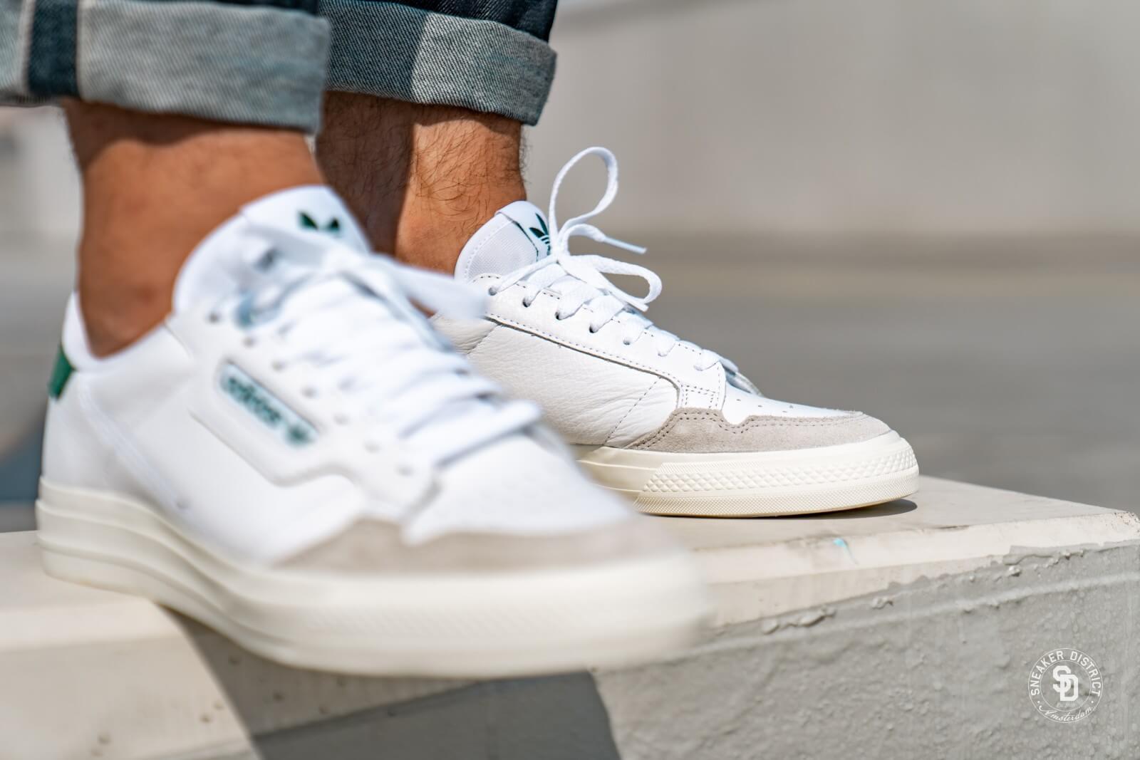 Adidas Continental Vulc Cloud White