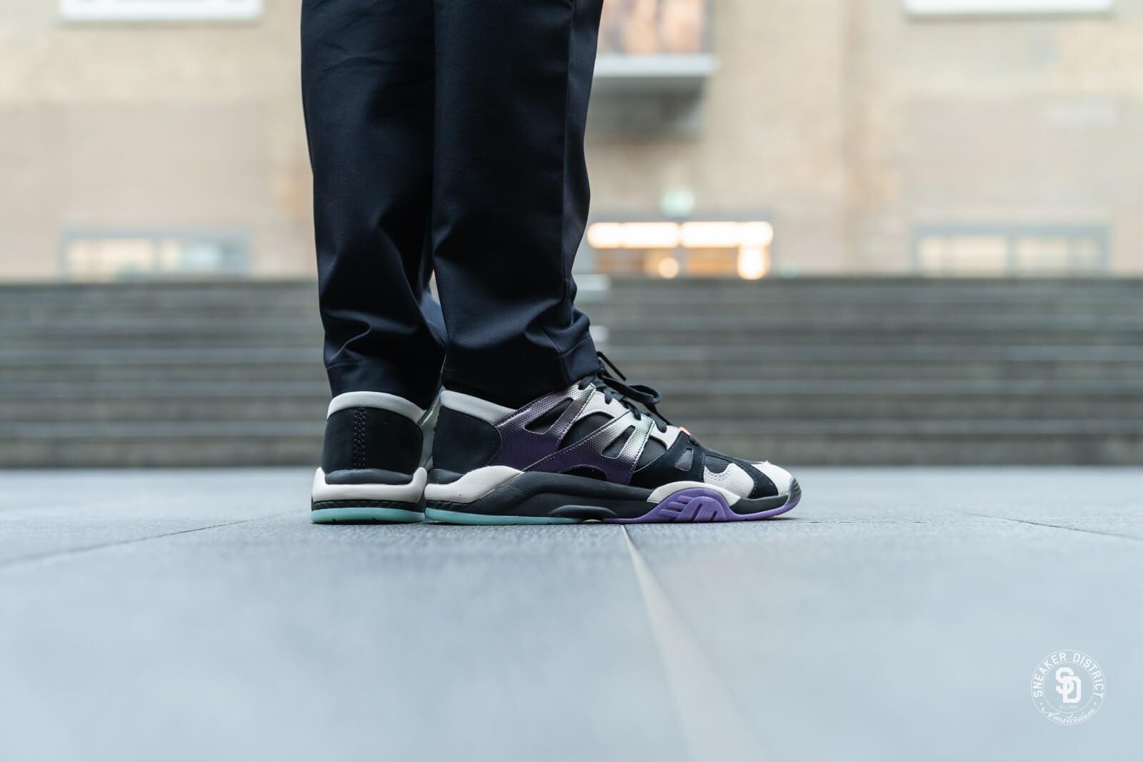 Adidas Dimension LO Black/White/Active