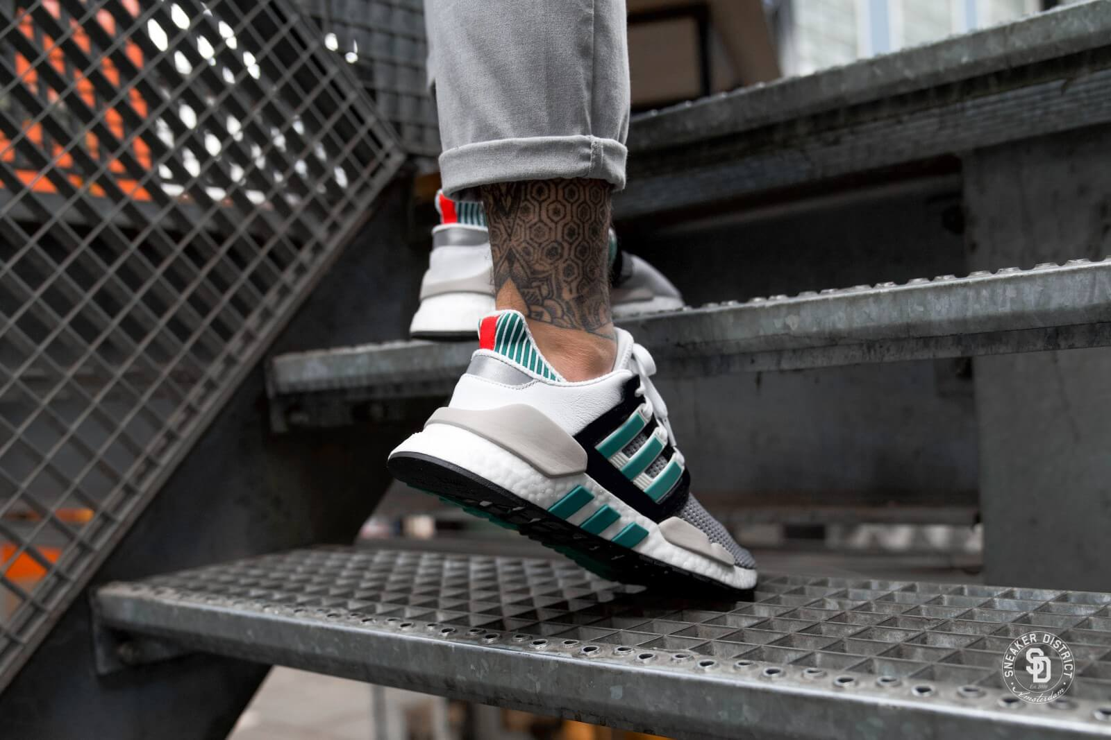 Adidas EQT Support 91/18 Core Black/Sub