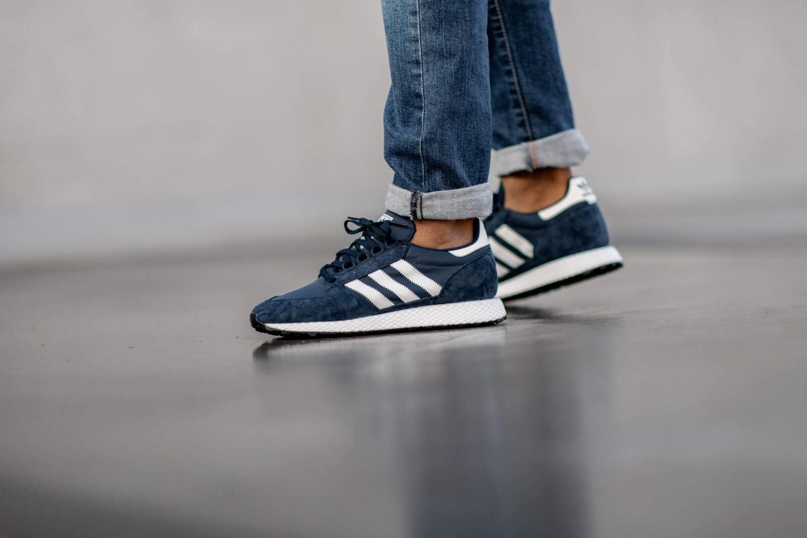 adidas forest grove white
