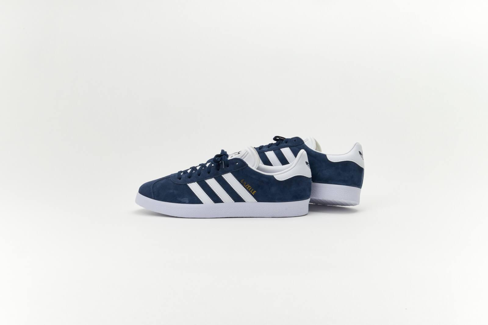 Adidas Gazelle Navy/White