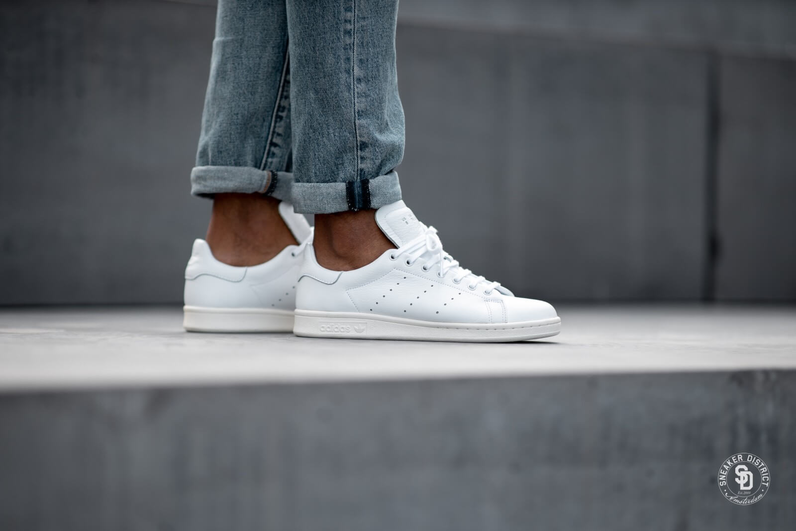 Adidas Home of Classics Stan Smith Recon Footwear White EE5790