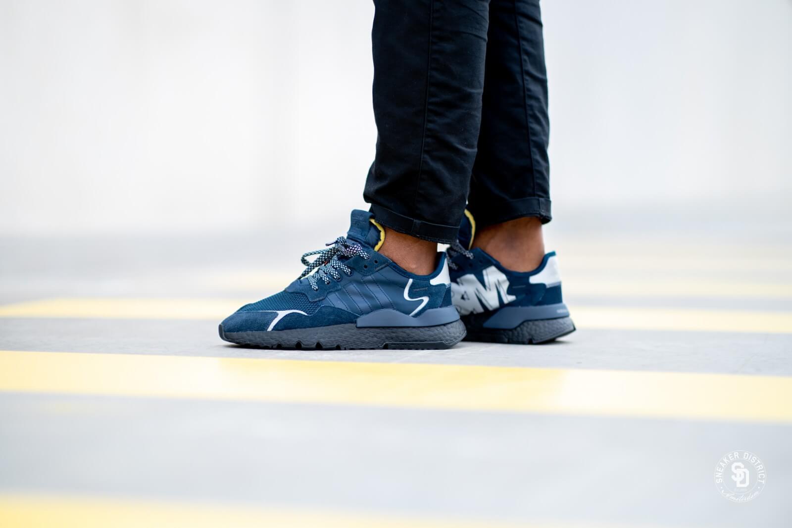 Adidas Nite Jogger 3M Collegiate Navy