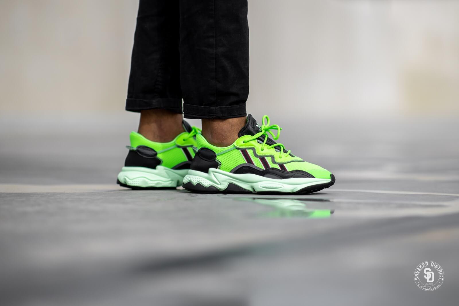Adidas Ozweego Neon Green - EE7008