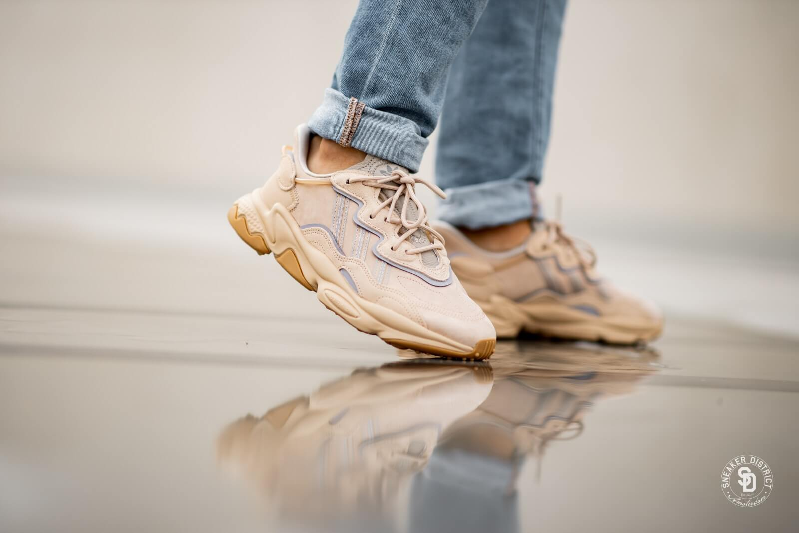 Adidas Ozweego ST Pale Nude/Light Brown