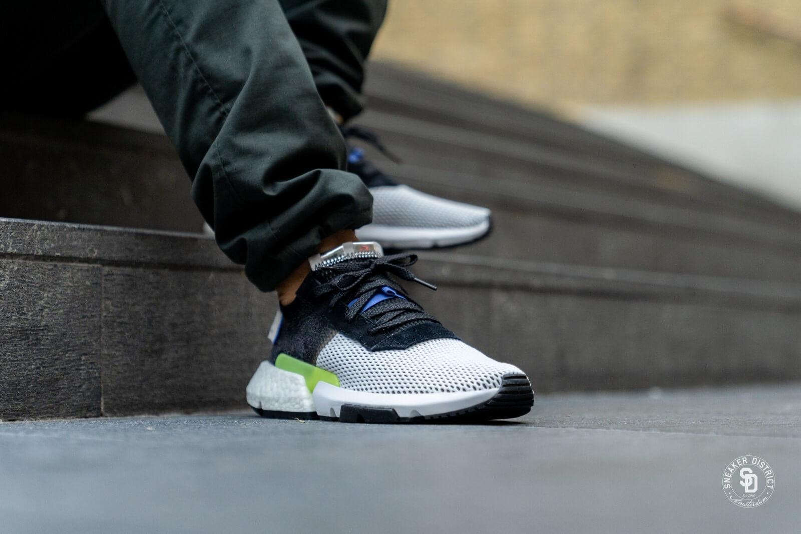 Adidas POD-S3.1 White/Grey - CG5947