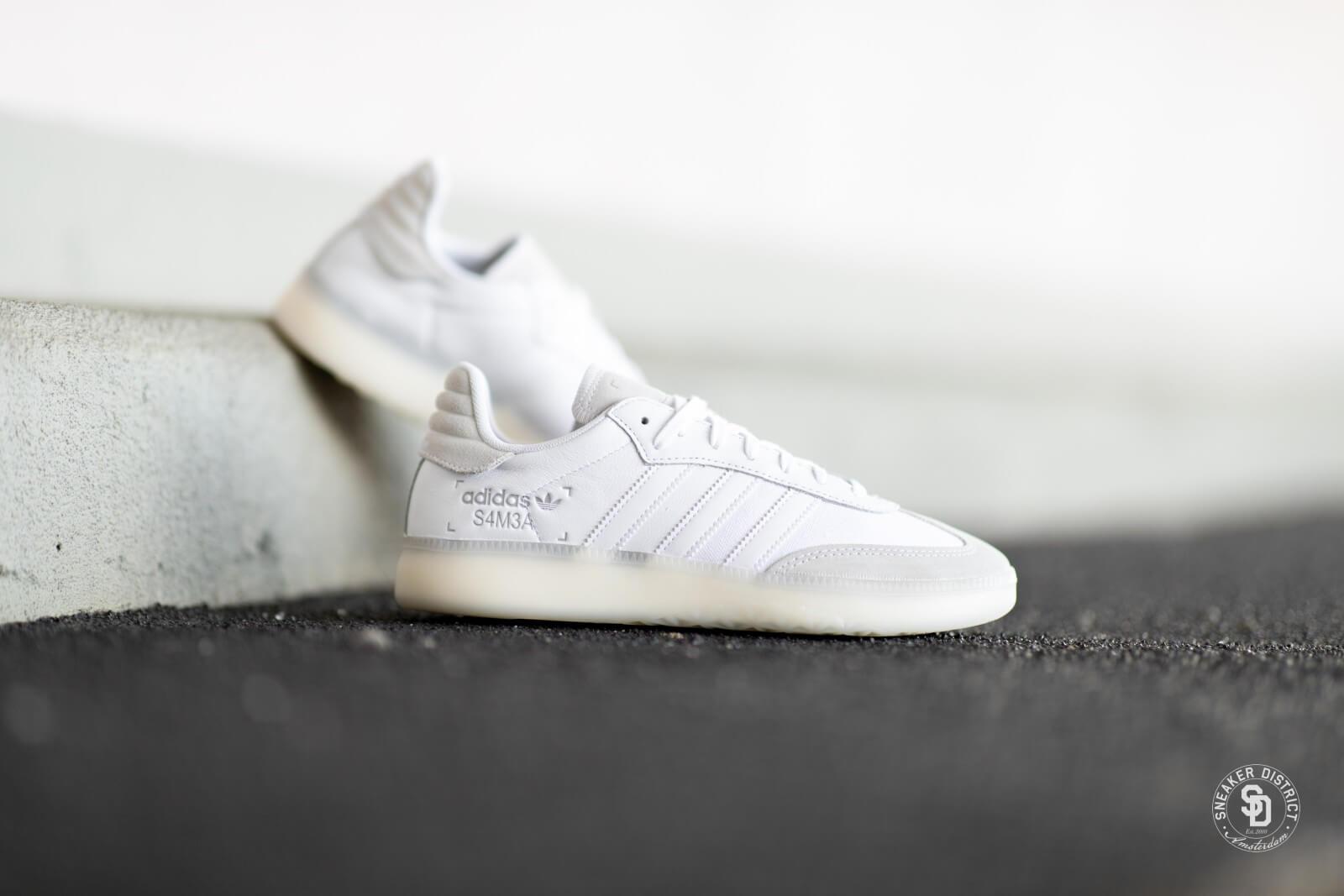 Adidas Samba RM White/Beige - BD7486