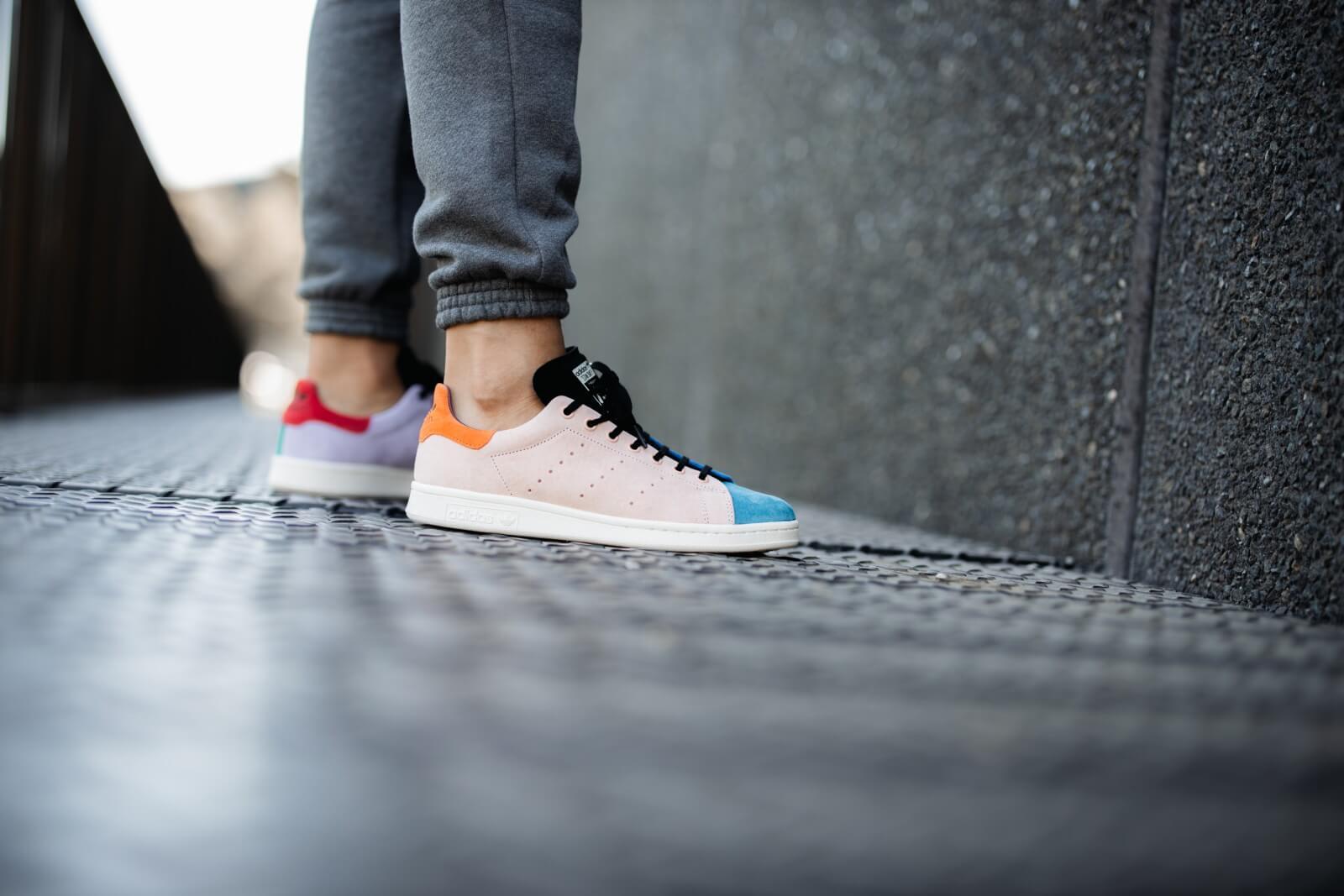 Adidas Stan Smith Recon Mismatch Vapour