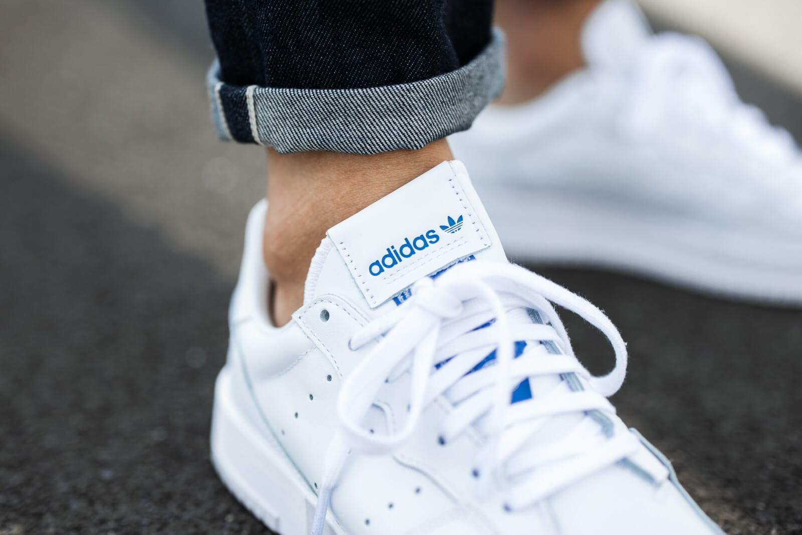 Adidas Supercourt Footwear White/Blue
