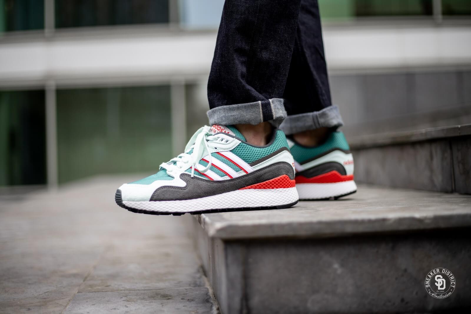 Adidas Ultra Tech True Green/Running