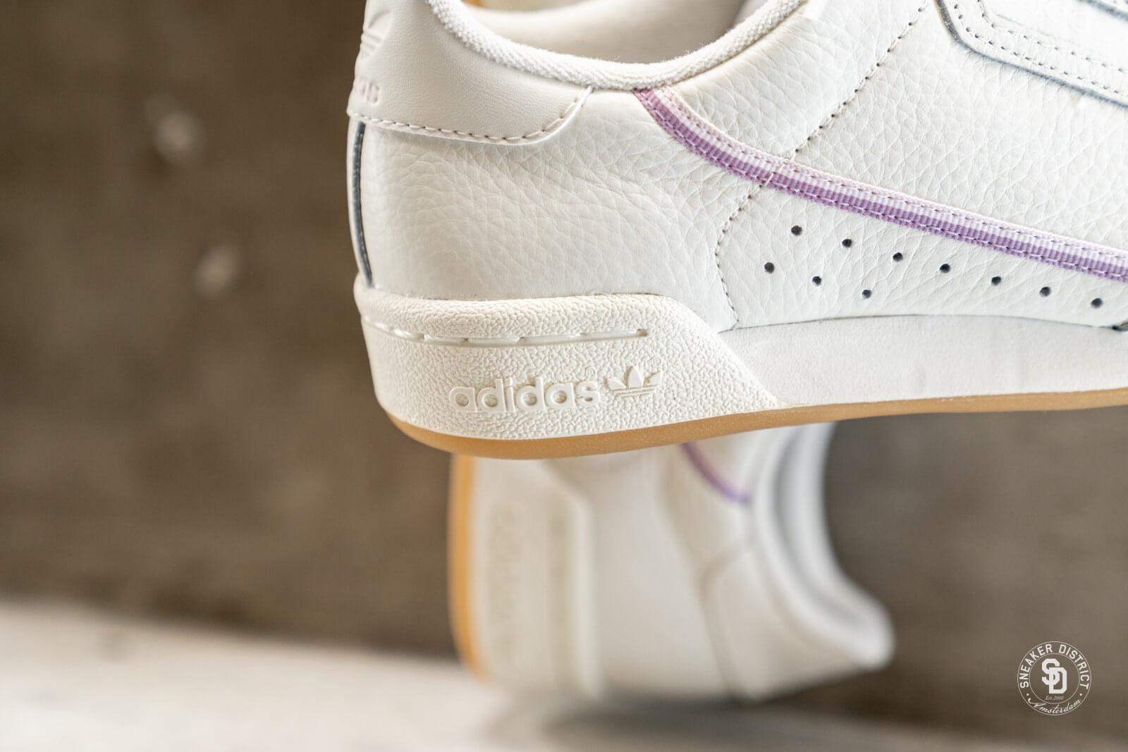 Adidas Women's Continental 80 Beige