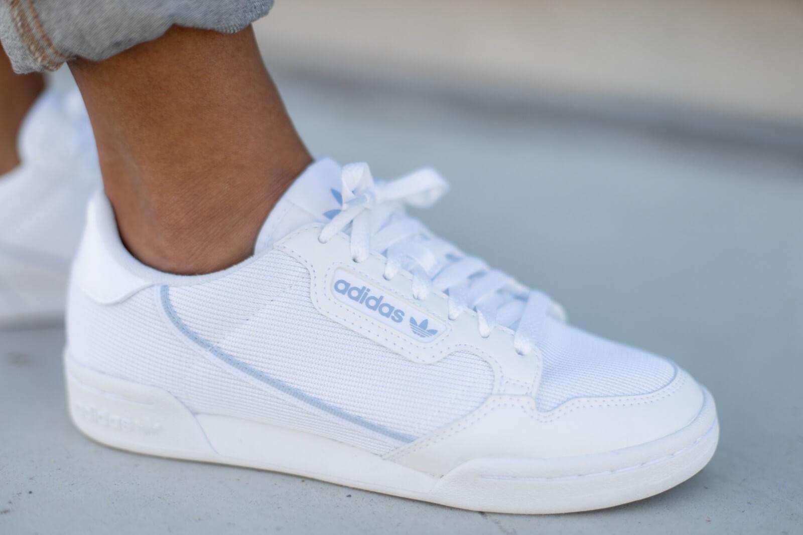Adidas Women's Continental 80 Cloud