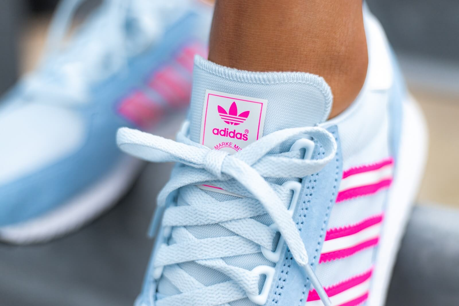 Adidas Women's Forest Grove Periwinkle/Crystal White