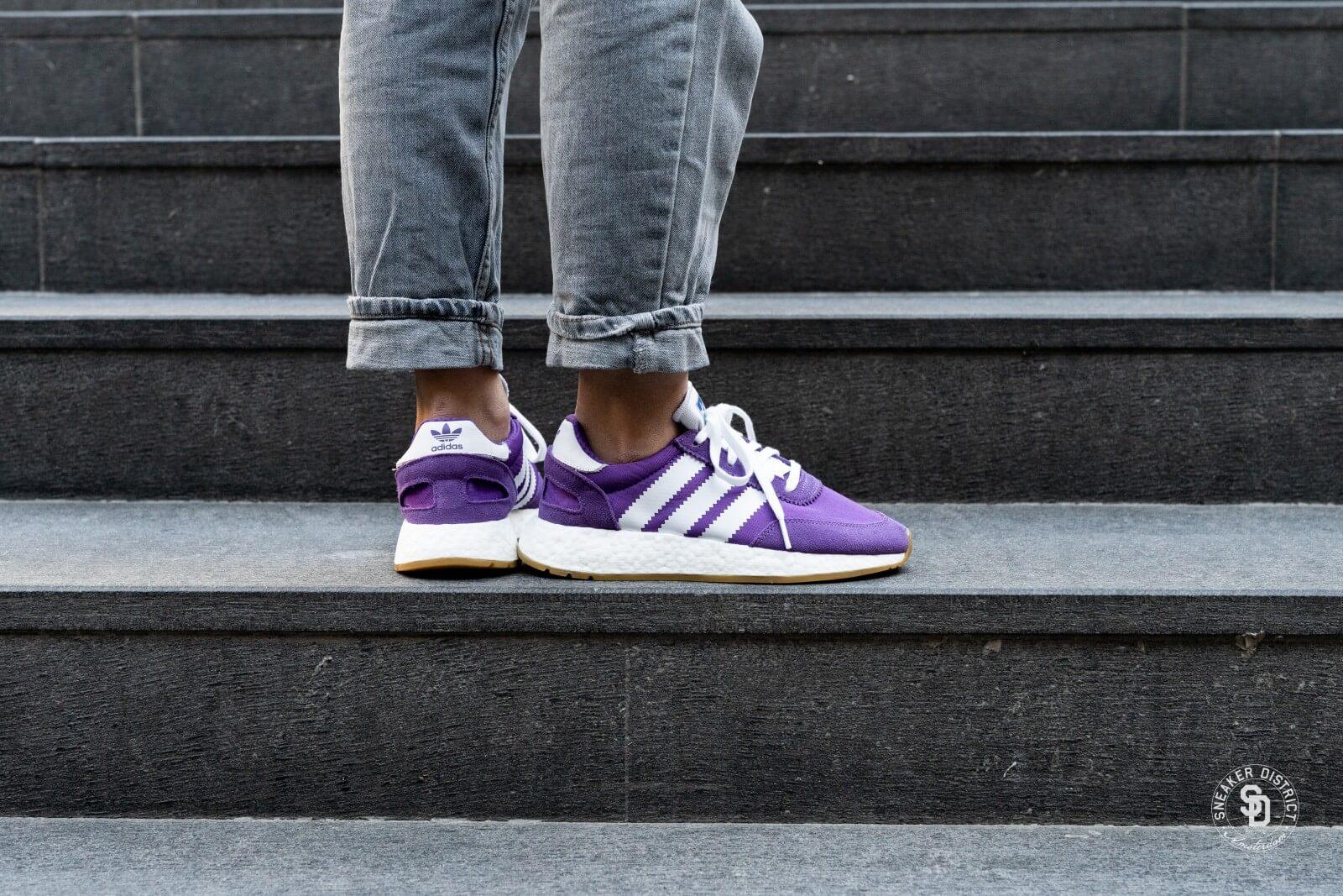 Adidas Women's I-5923 Purple/White - CG6021
