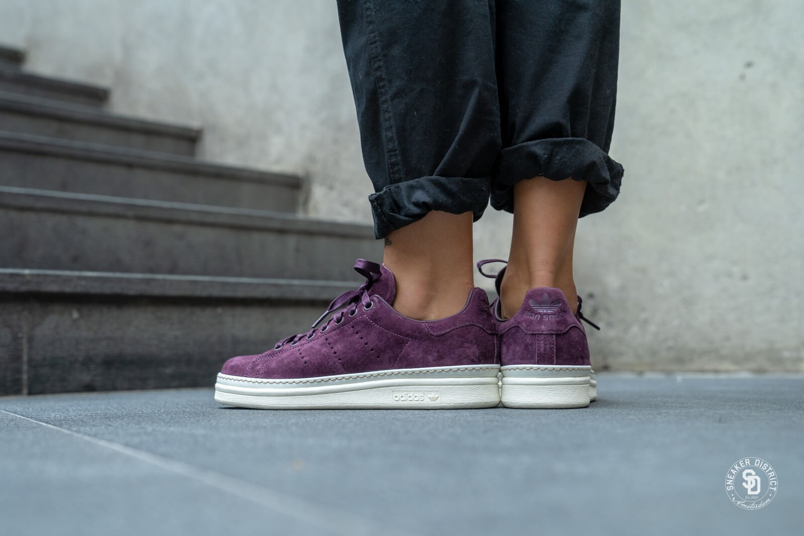 Adidas Women's Stan Smith New Bold