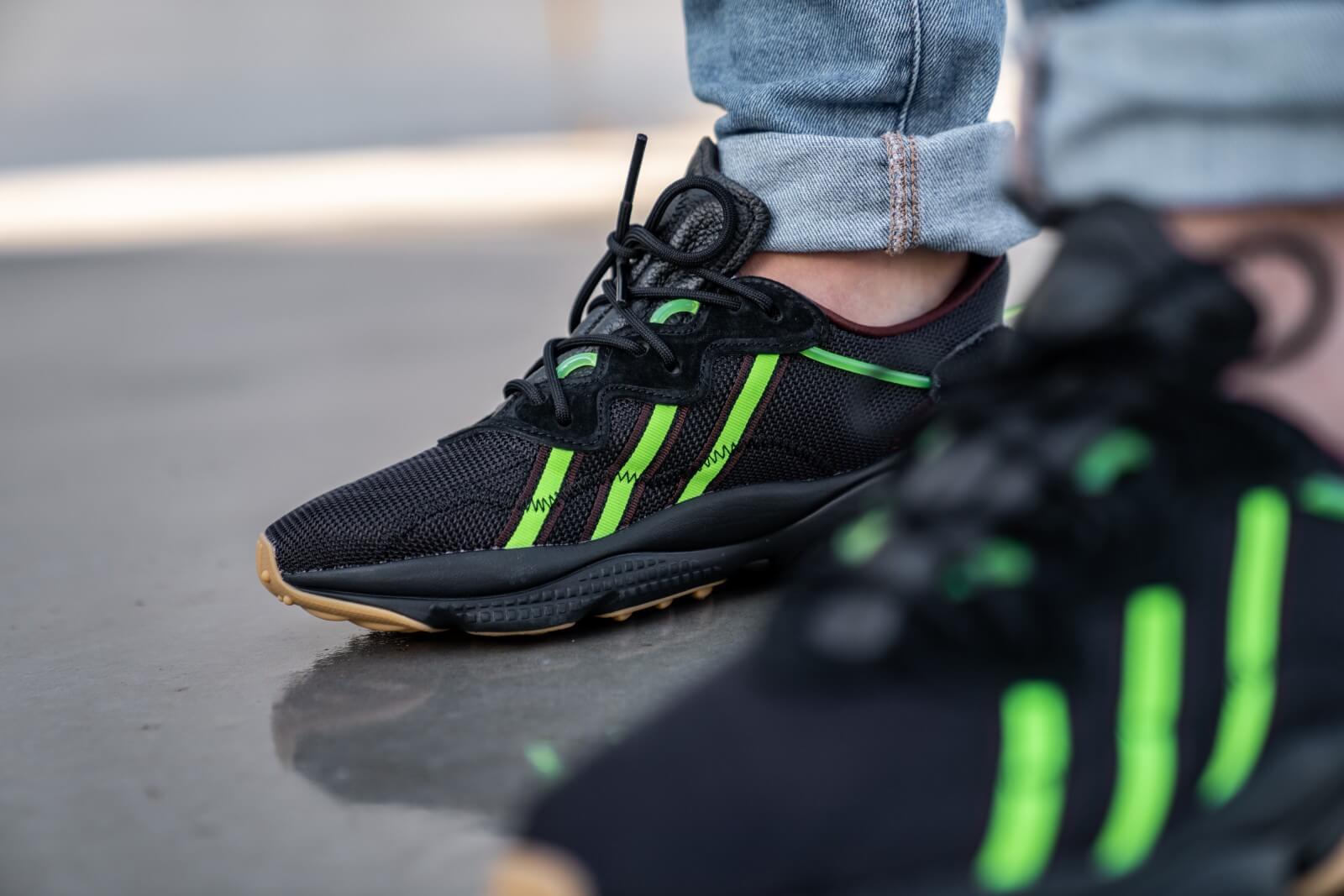 Adidas x Pusha T Ozweego Core Black