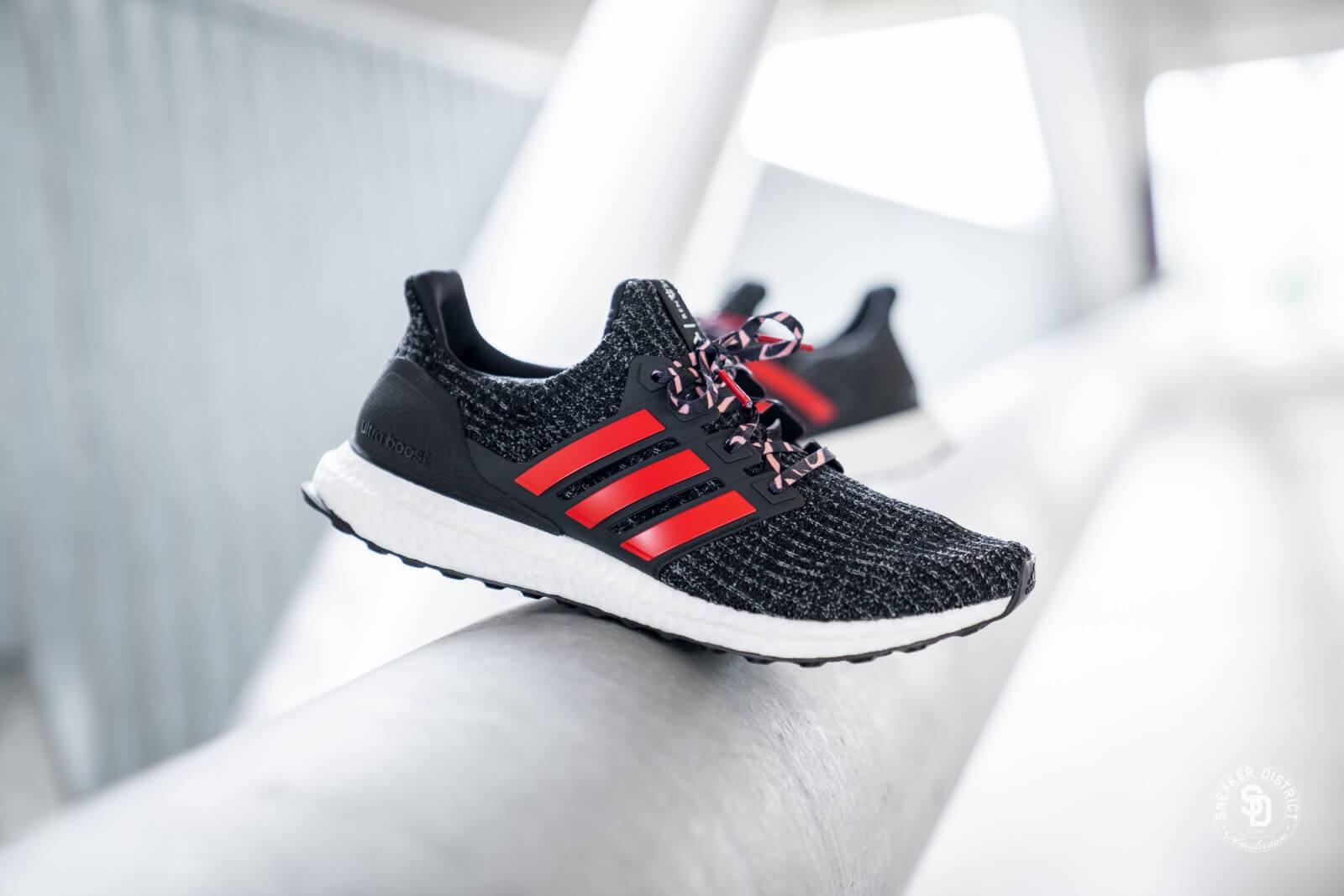 Adidas x Renzhe Ultra Boost CNY Black