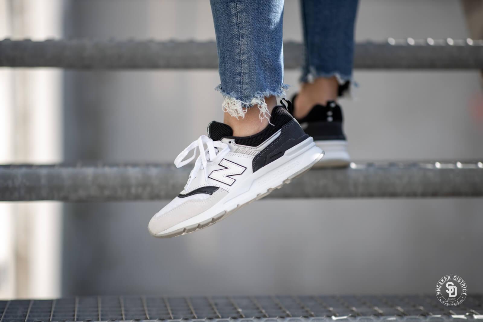 New Balance CW997 HEB Black/White