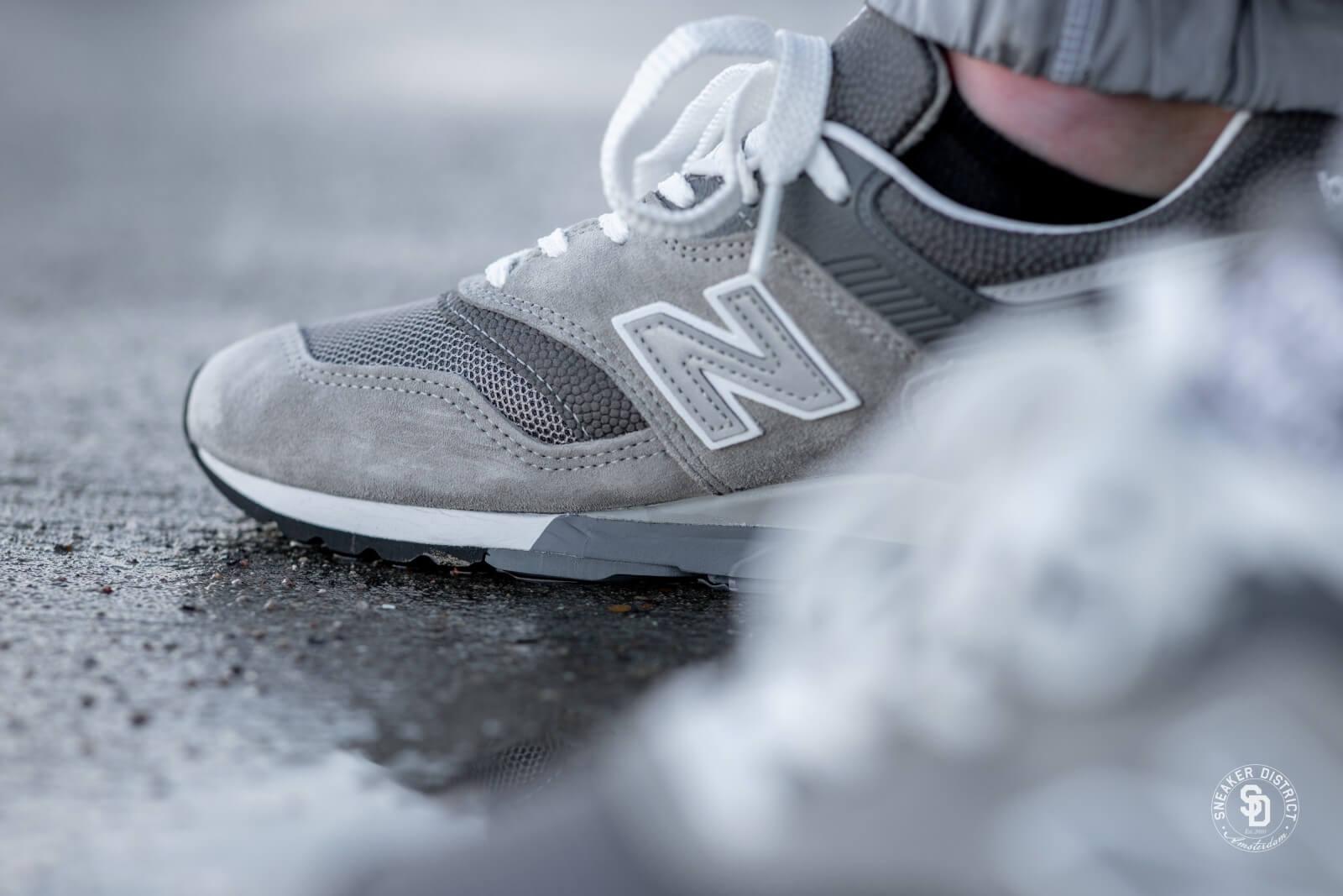 New Balance M997GY Grey Made In USA