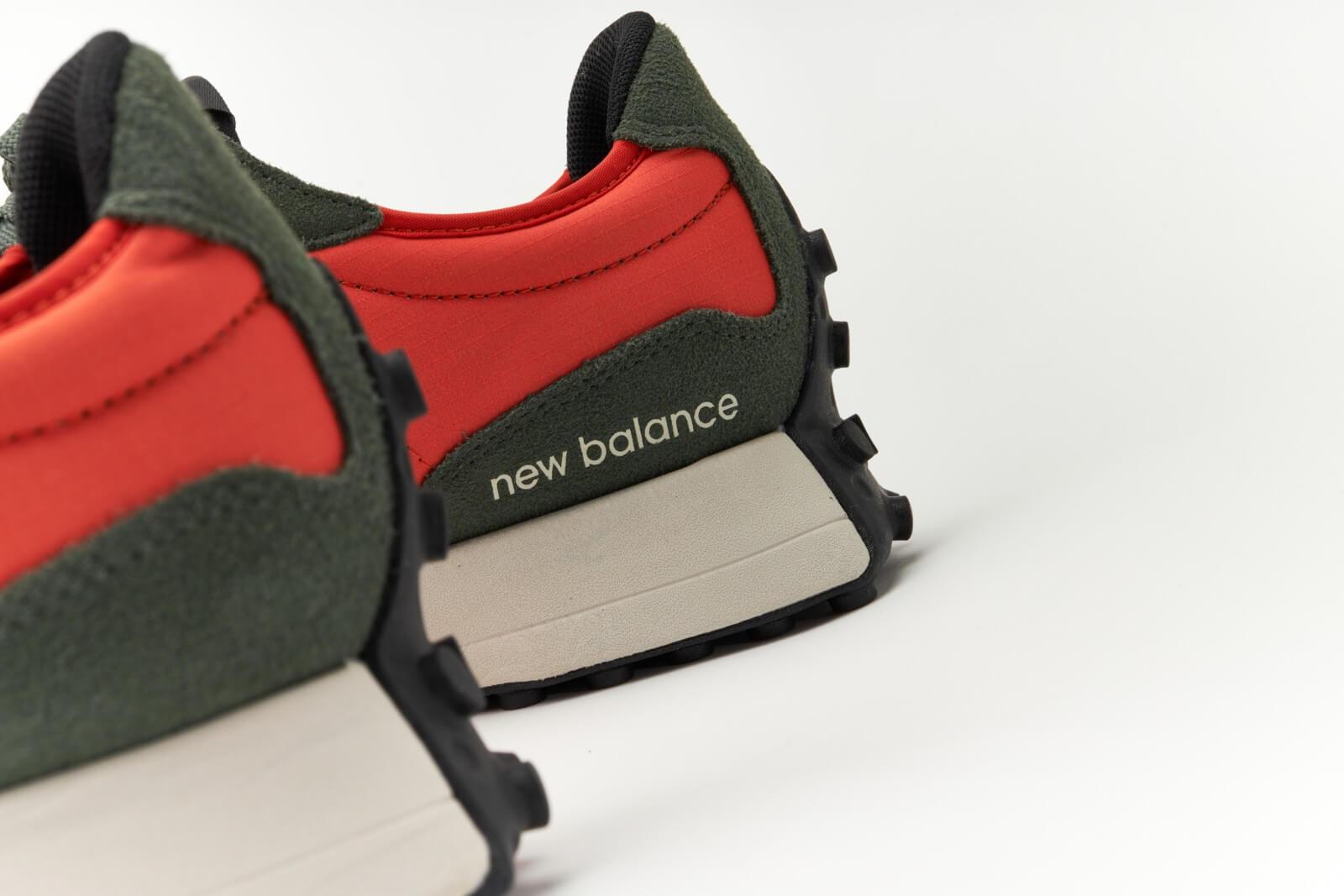 New Balance MS327TB Dark Blaze/Natural Indigo