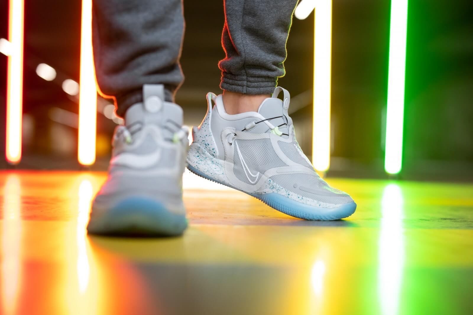 Nike Adapt Bb 2 0 Mag Wolf Grey White Bq5397 003