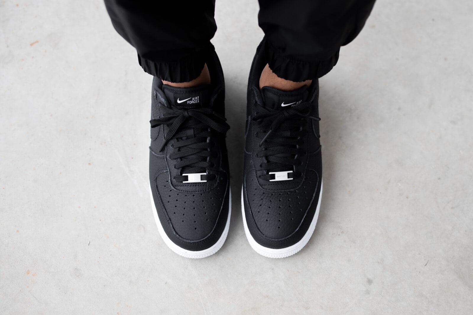 Nike Air Force 1 '07 Craft Black/White-Vast Grey