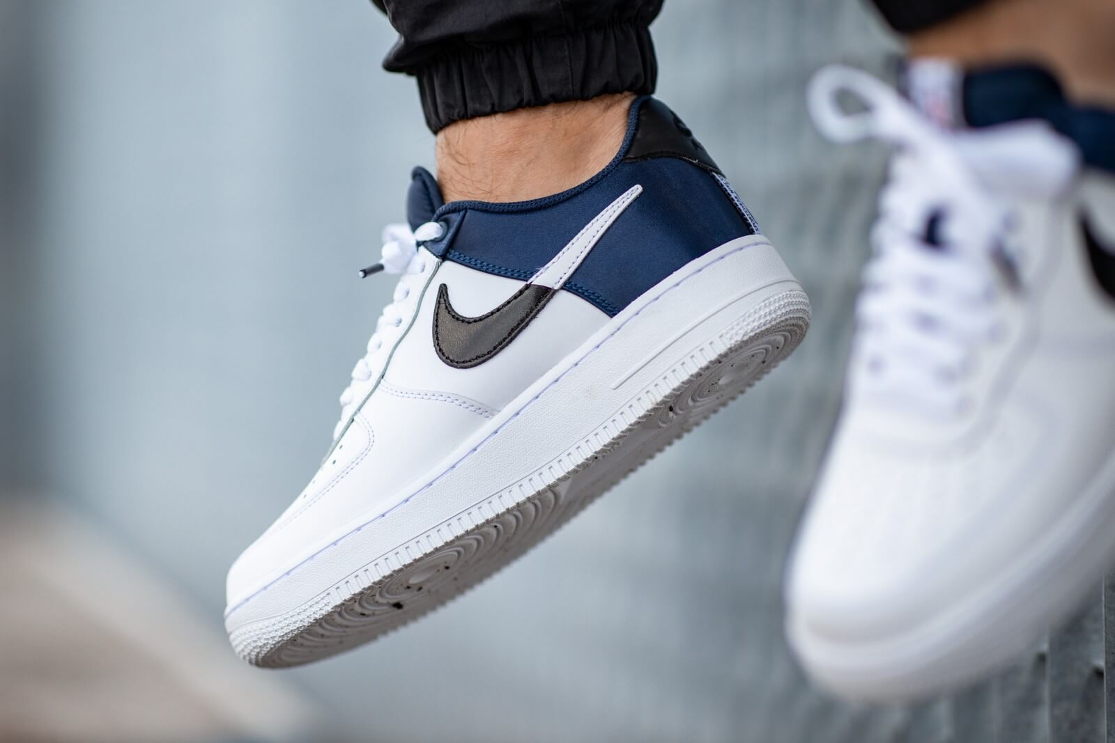 Nike Air Force 1 '07 LV8 Midnight Navy