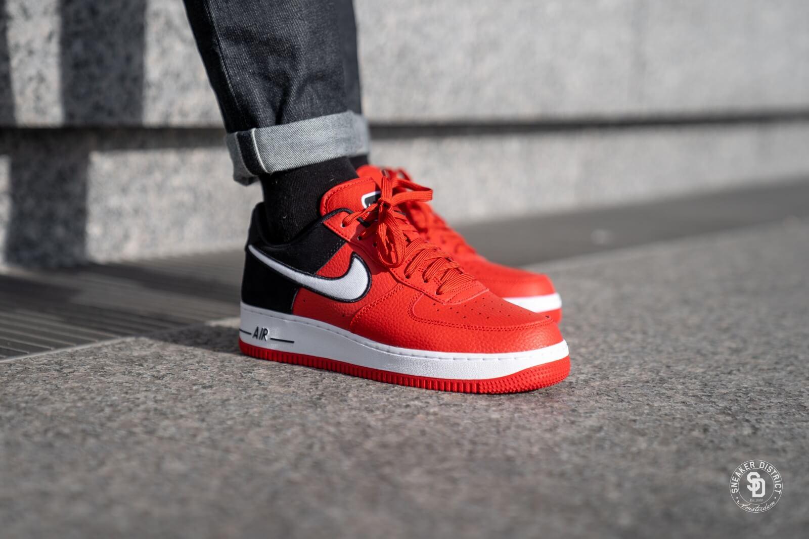 Nike Air Force 1 '07 LV8 1 Mystic Red