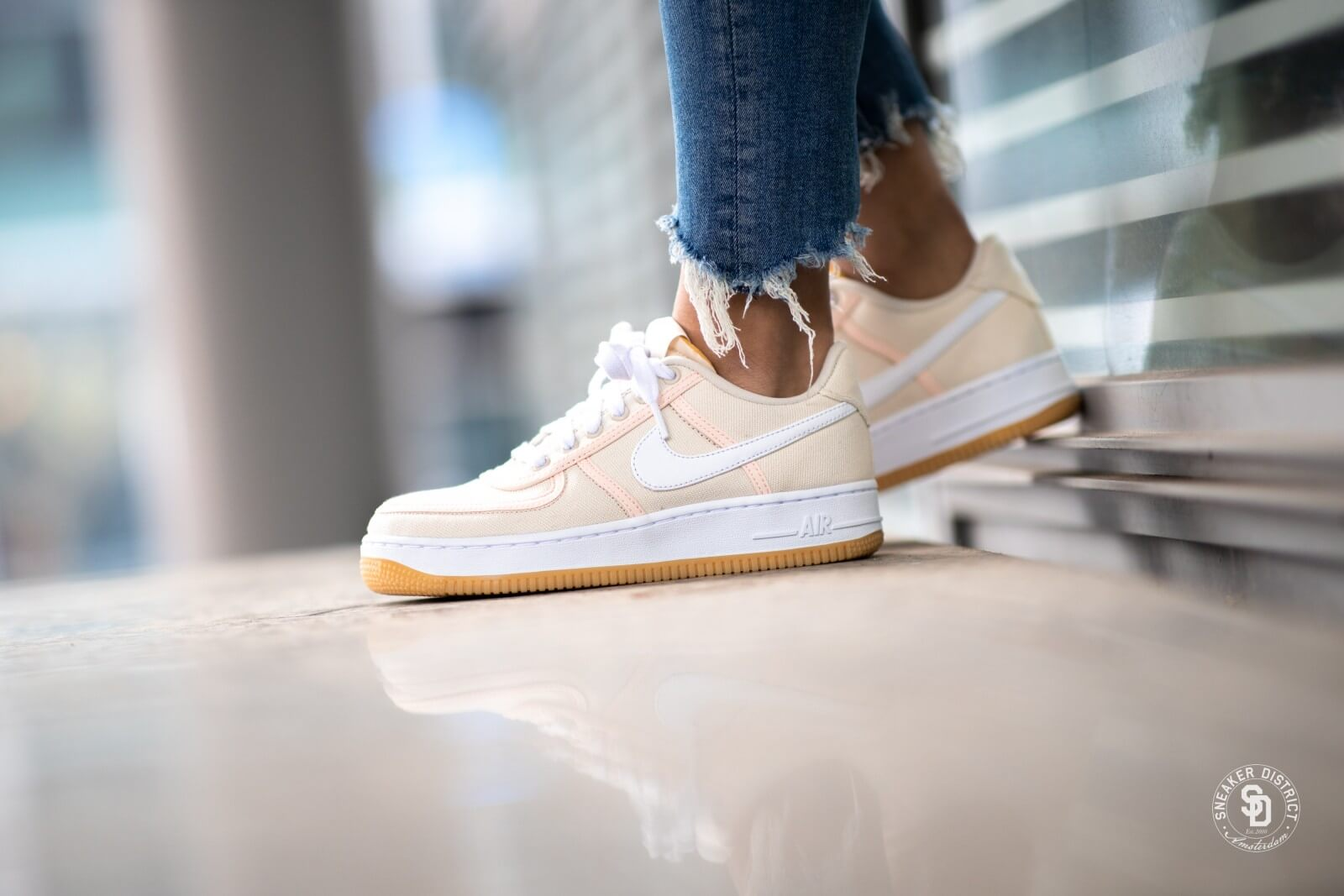 Air Force 1 07 Premium Sneakers